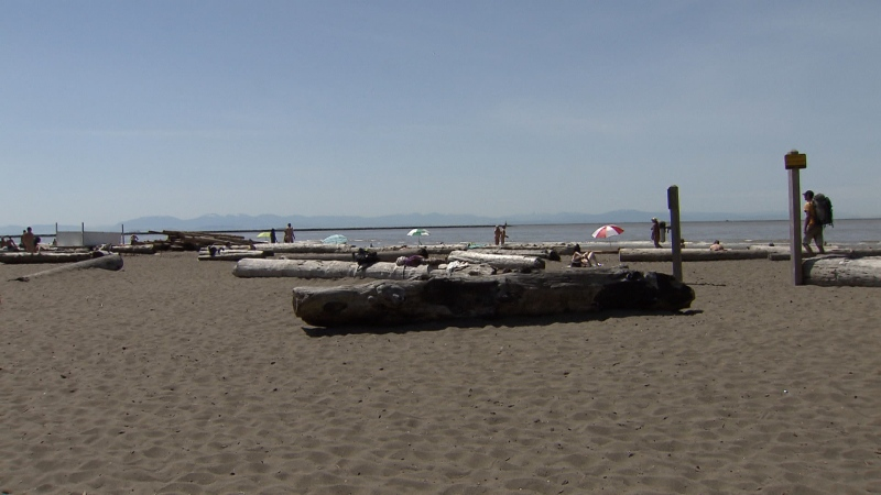 Wreck Beach is seen in this file image.