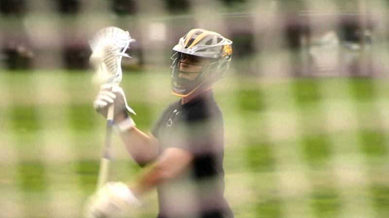 Brett McIntyre Calgary lacrosse