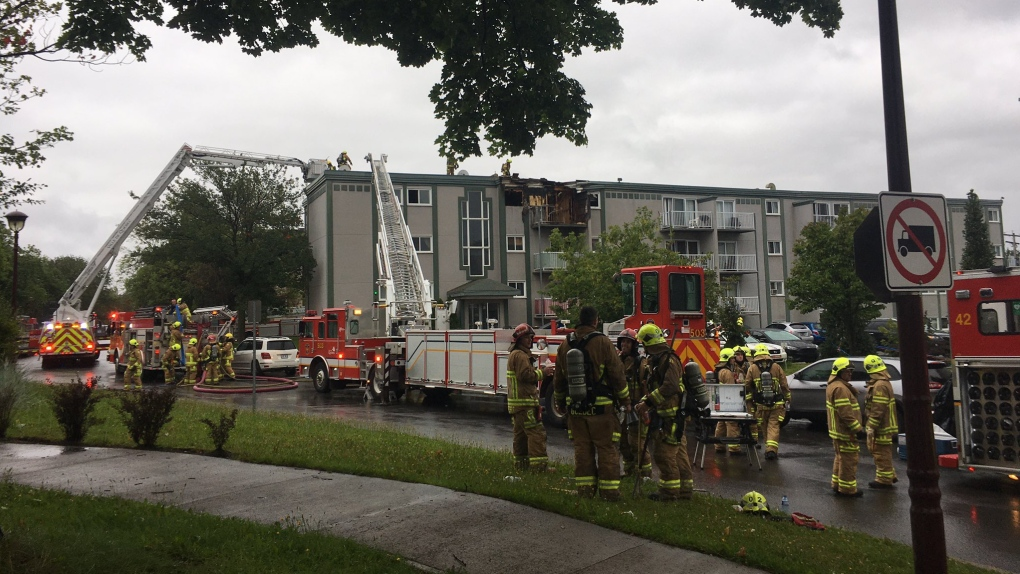 50 firefighters respond to cooking oil fire