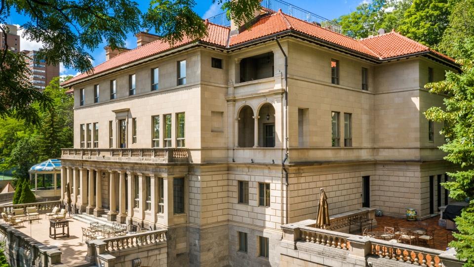 $29.9 million mansion for sale