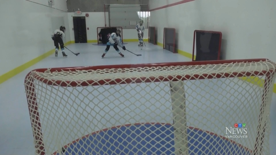 VMHA synthetic ice