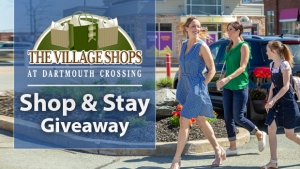 Shop and Stay Giveaway Header
