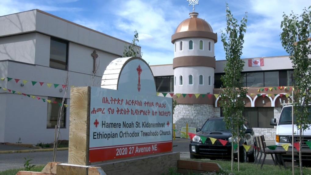 Calgary Kidanemehret Ethiopian Orthodox Tewahdo Ch