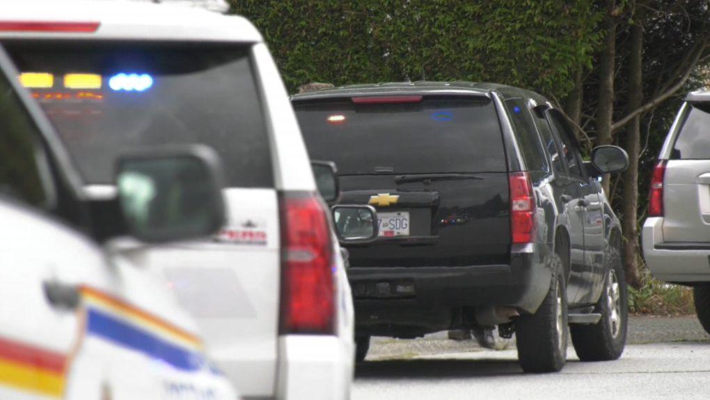 RCMP in Coquitlam