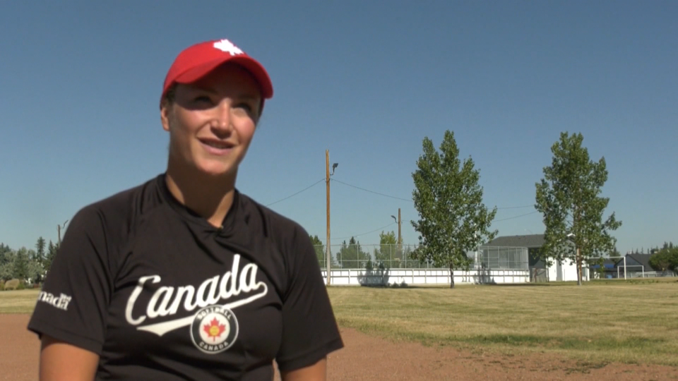 Morgan Rackel says it has always been her dream to compete at the Olympics for Team Canada.