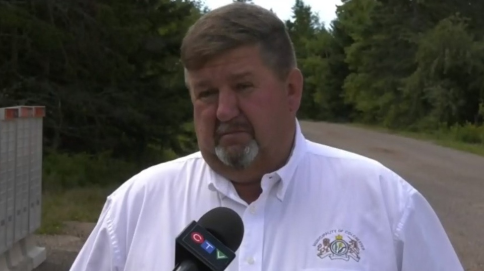 A steady parade of visitors have been making their way through the community of Portapique, N.S., and Coun. Tom Taggart says it has to stop so the community can heal.