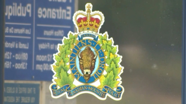 The Campbell River RCMP detachment is shown: (CTV News)