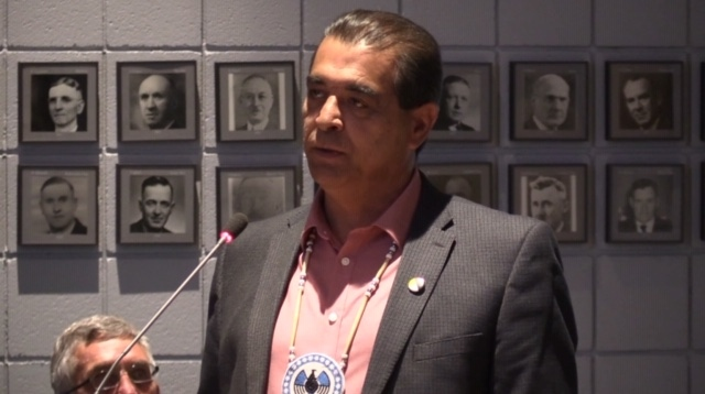 Lester Anoquot re-elected as Saugeen First Nation chief