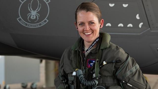 Capt. Kristin 'BEO' Wolfe