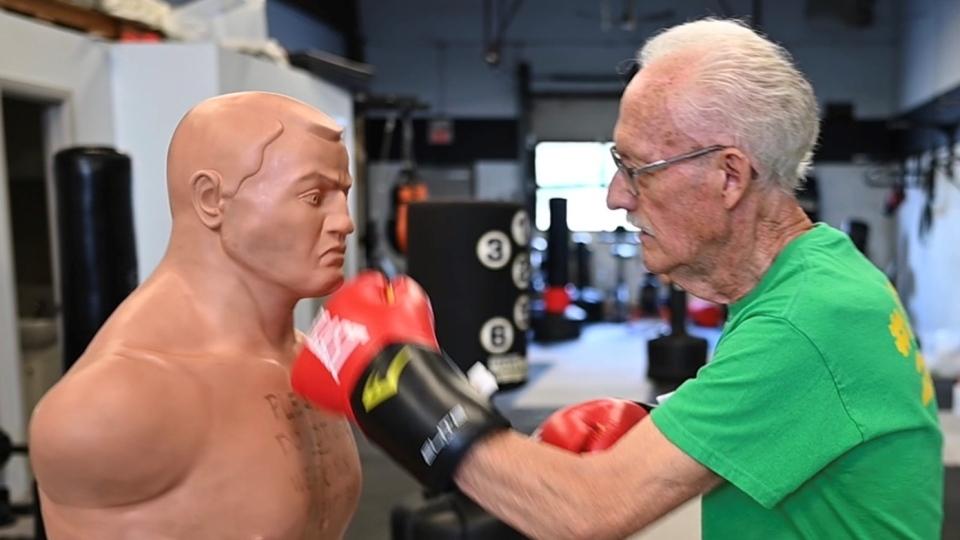 Boxing 4 Health Randy Maahs