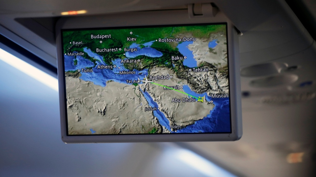 Saudi Arabia Allows Overflights By UAE To
