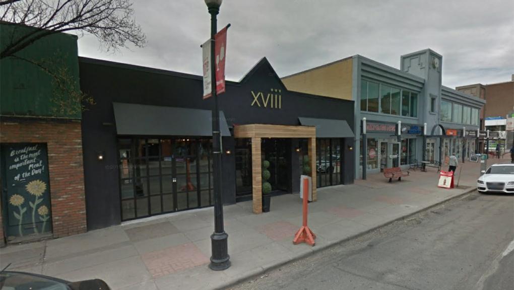 Lounge Eighteen, XVIII