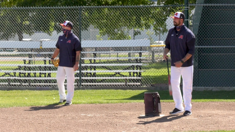Dustin Molleken and Rhett Feser were recently announced as new members of the Prairie Baseball Academy coaching staff.