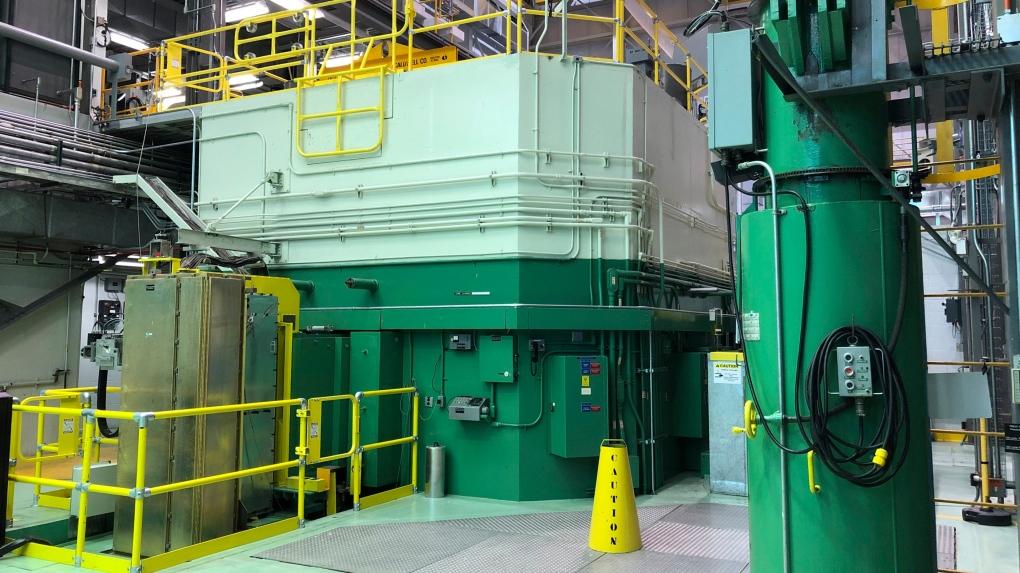 Utah nuclear reactor