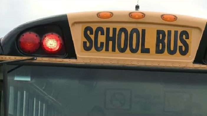 School bus cancellations are piling up in Ontario, with transportation providers saying fears related to the COVID-19 pandemic are compounding an existing bus driver shortage across the industry. (File)