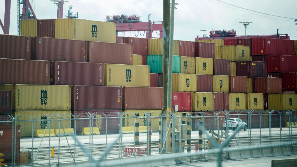 US trade deficit soars to $64B, highest in 12 years