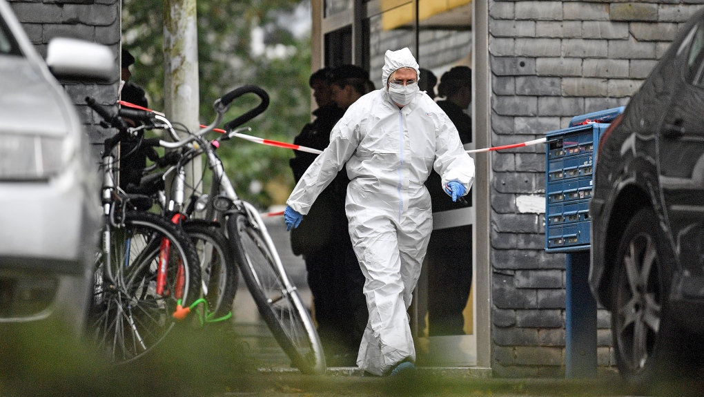 Bodies of 5 children found at apartment in Germany