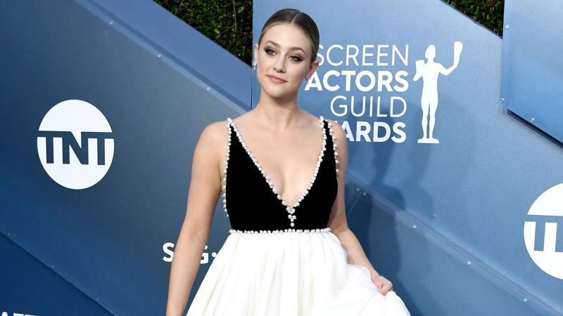 Lili Reinhart is shown in this file photo. (Jon Kopaloff/Getty Images)