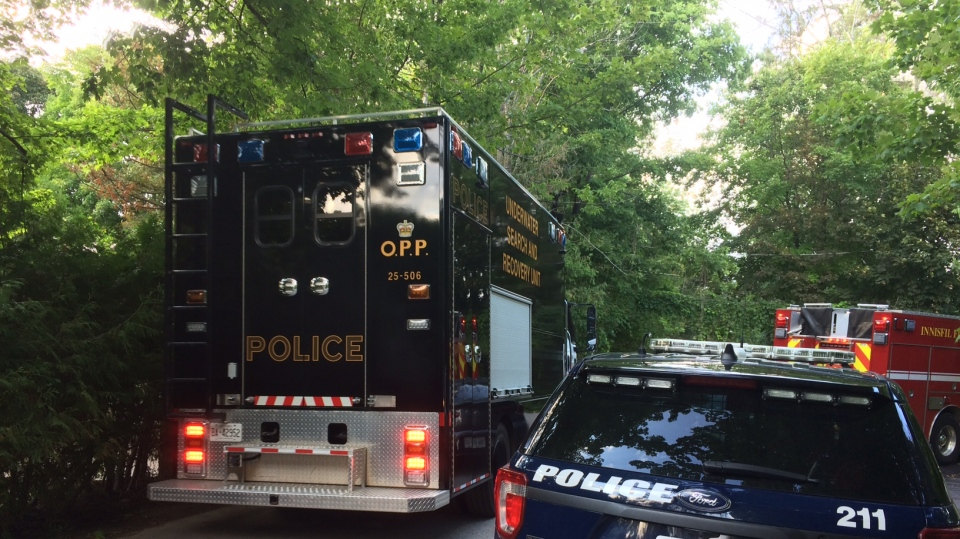 OPP Search and Recovery Unit