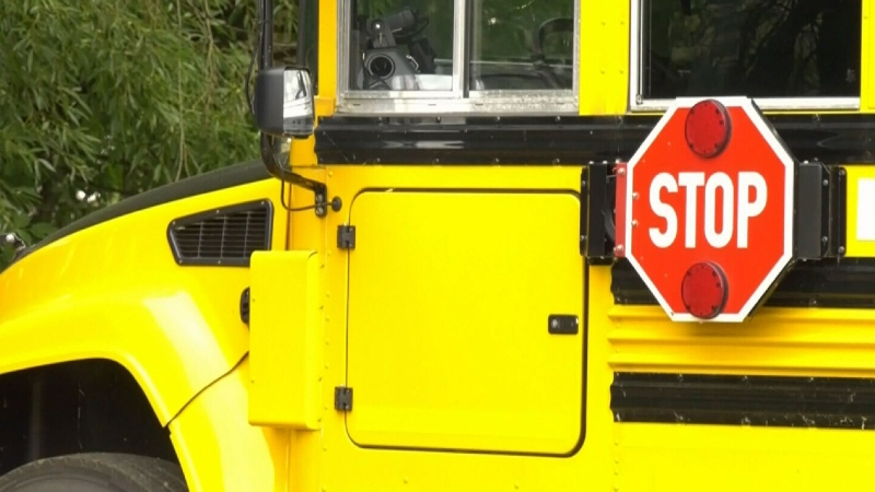 Thirteen more school bus routes were cancelled in the Sudbury area Monday morning, with more expected by Tuesday. (File)