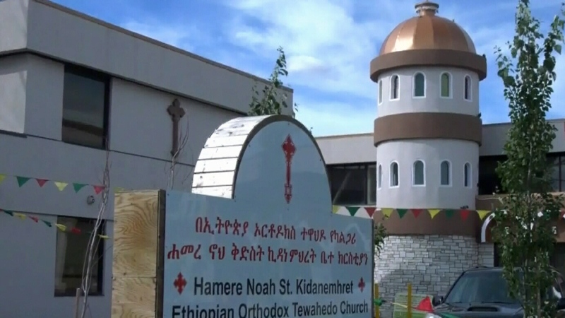 Outbreaks at Ethiopian church and DI