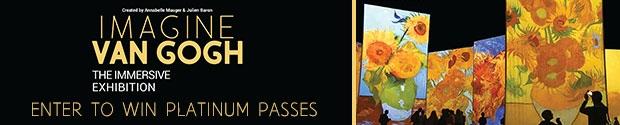 Imagine Van Gogh - The Immersive Exhibition Contes