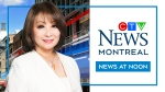 CTV News Montreal at Noon