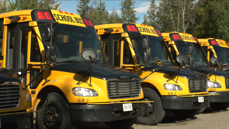 Gordon Boissoneau said his company has been trying to get a meeting with Garden River First Nation officials since the early August to find out what the safety procedures are for safely transporting the students this year. Sept. 5/20 (Jairus Patterson/CTV News Northern Ontario)