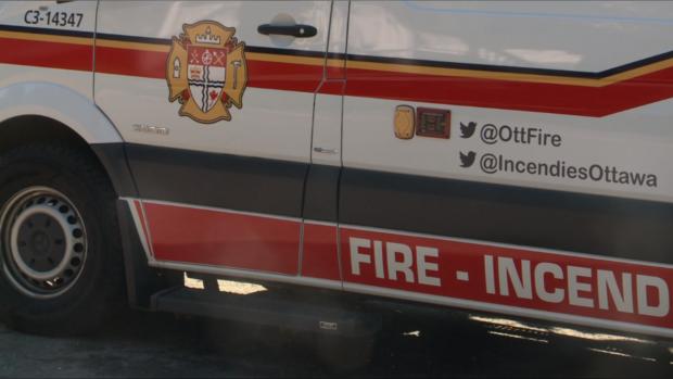 El incendio de Ottawa recibió menos llamadas en 2020 ya que la gente pasó más tiempo en casa