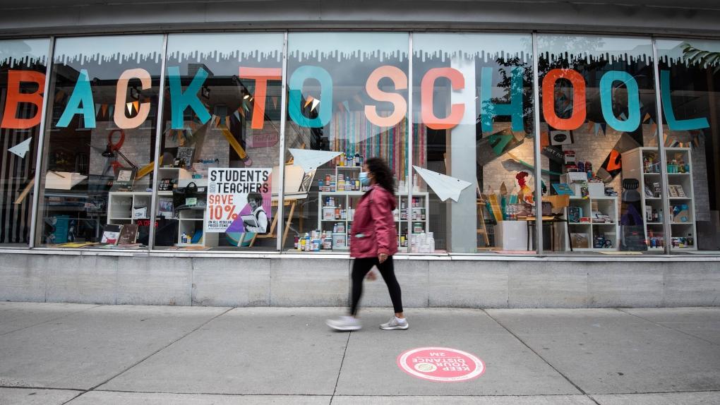 Back to school sale, in Ottawa