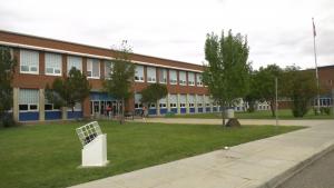 Ross Sheppard School, Edmonton