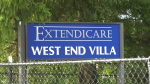 A COVID-19 outbreak was declared at Extendicare West End Villa on Aug. 30, 2020 after eight residents and one staff member tested positive.
