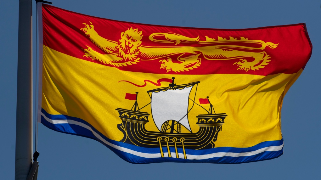 New Brunswick flag
