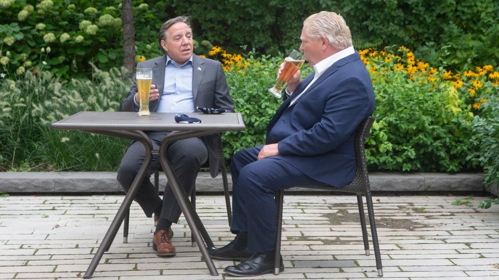 Quebec unveils colour-coded regional alert system as cases climb