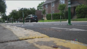 Borough council in Cote-des-Neiges-NDG has voted to remove a bike lane from Terrebonne St. that has caused controversy.