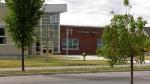 Divine Mercy School. Sept. 9, 2020. (CTV News Edmonton)