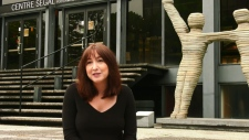 Segal Centre executive and artistic director Lisa Rubin