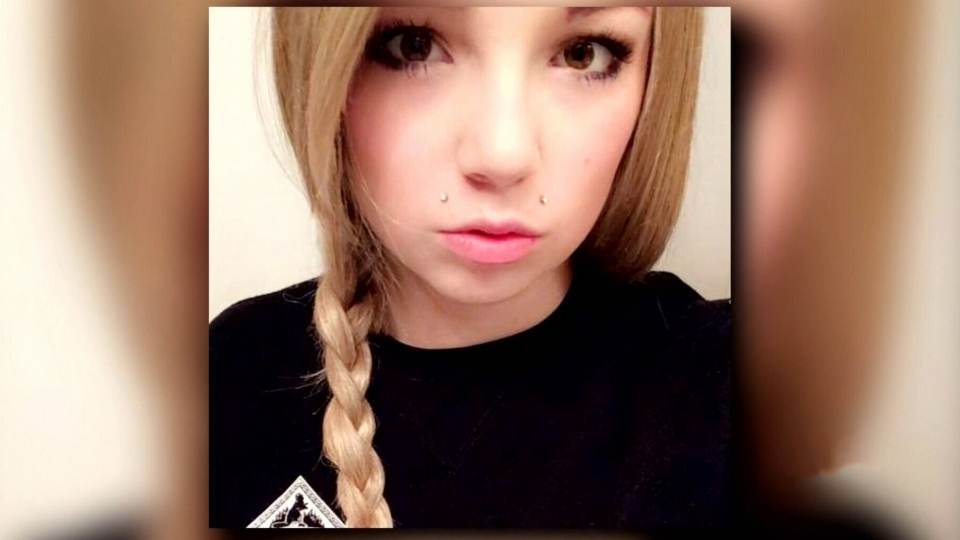 Charges laid in murder of Nanaimo teen