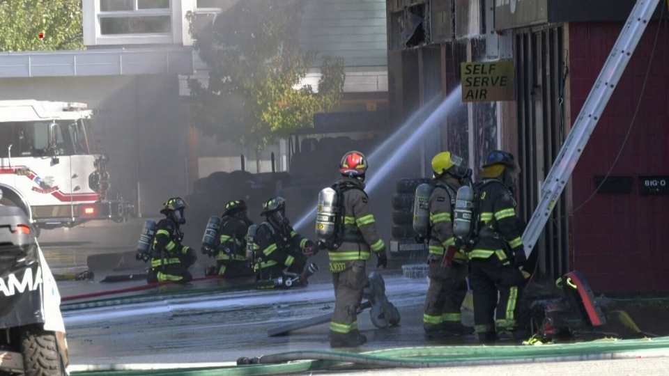 Dramatic details emerge after View Royal fire