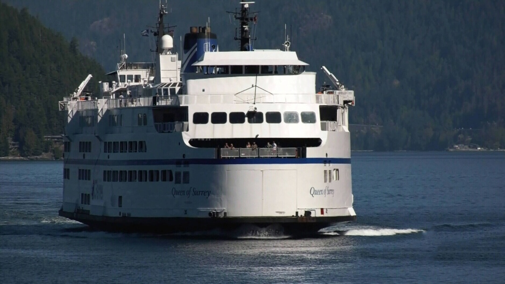 BC Ferry rule change under fire
