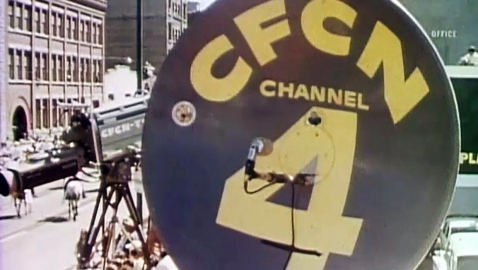 CFCN, now CTV Calgary, celebrated it 60th anniversary Wednesday.