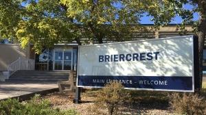 Briercrest College is seen in this photo, taken September 9, 2020. (Gareth Dillistone/CTV News)