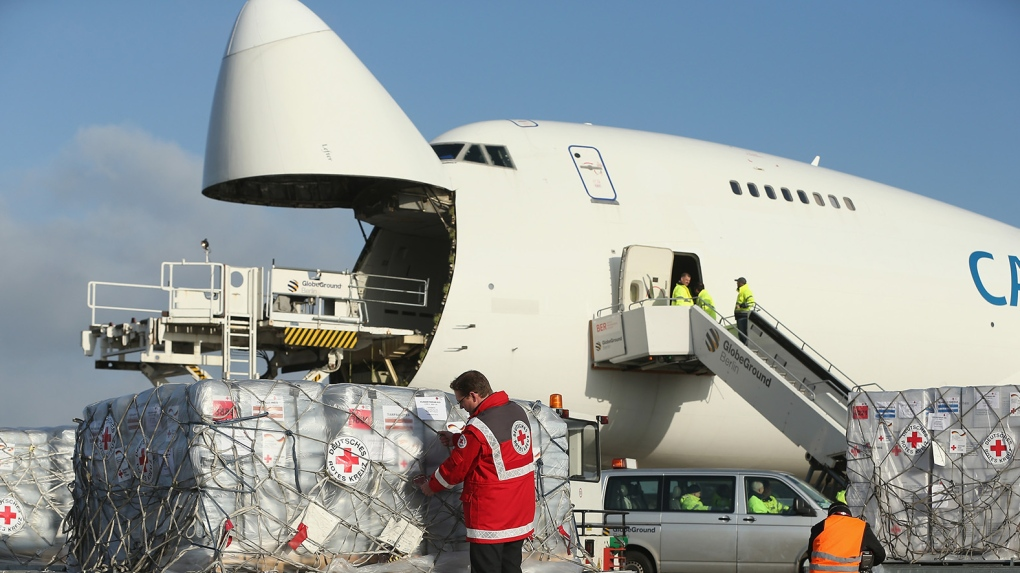 8,000 jumbo jets needed to transport COVID-19 vaccines around the world,  says IATA | CTV News