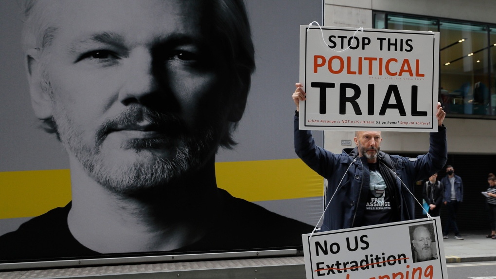 assange extradition trial