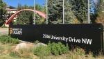 University of Calgary. (file)