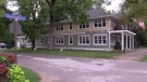 Exterior of Bayfield Virtual High School (Scott Miller / CTV News)