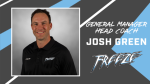 Josh Green is the first ever head coach and general manager of the Winnipeg Freeze. Supplied Photo