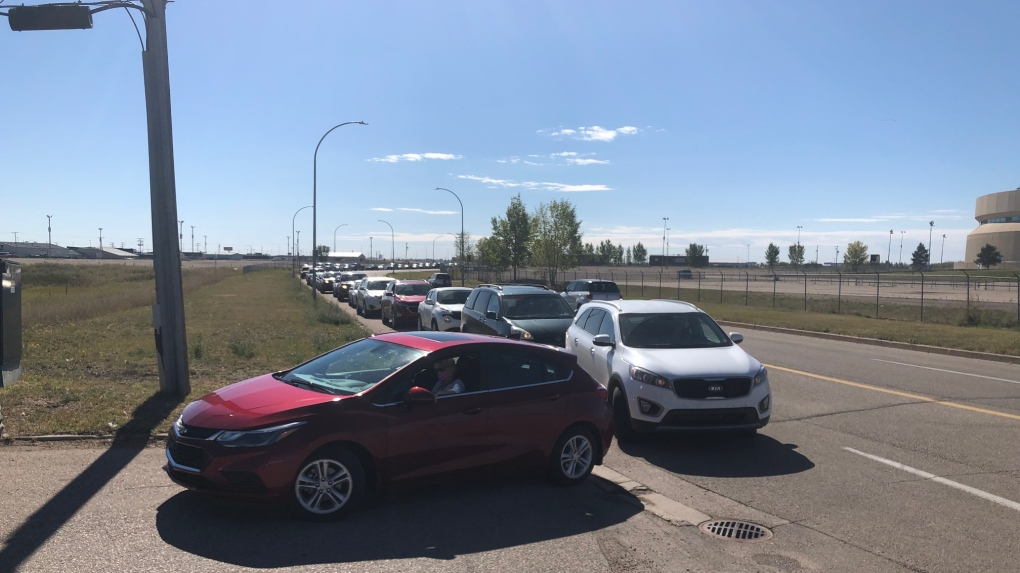 Saskatoon COVID-19 testing