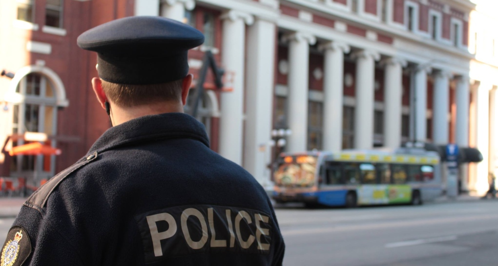 Transit police