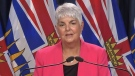 Finance minister reveals B.C.'s pandemic numbers